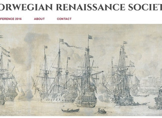 Renaissance Prototypes: Tensions of Past and Present in Early Modern Europe - 28-29-30/09/2016 - Osl