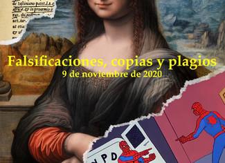 """II Encuentro UMA de Jóvenes Investigadores en Humanidades 2020: """"Falsificaciones, copias y plag"""