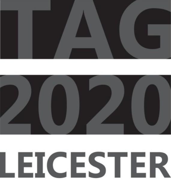 TAG 2020. Life - 18-19-20.12