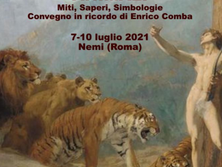 Animali. Miti, Saperi, Simbologie - 07-08-09-10/07/2021, Nemi (Italy)