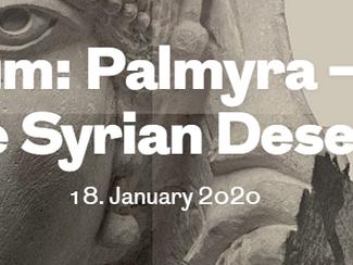 Palmyra. Pearl of the Syrian Desert - 18/01/2020, Copenhagen (Denmark)