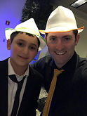 Sperling Productions at a Bar Mitzvah