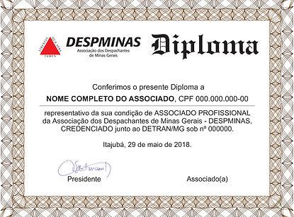 Diploma DESPMINAS