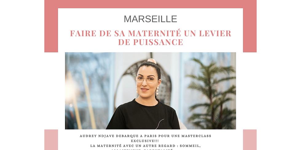 MARSEILLE Masterclass: Faire de sa maternité, parentalité, paternité un LEVIER de puissance