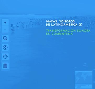 Mapas y transformación sonora en confinamiento