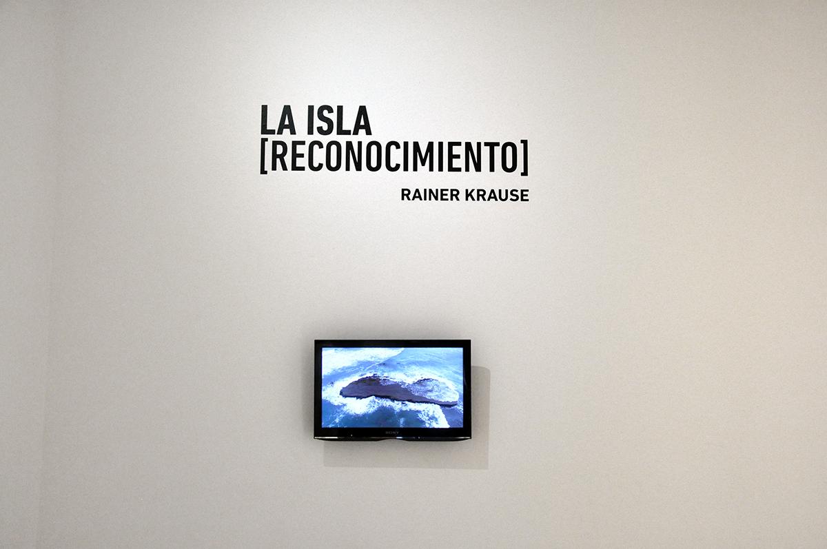 isla reconocimiento