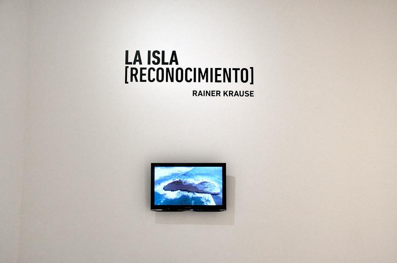 Isla reconocimiento de Rainer Krause