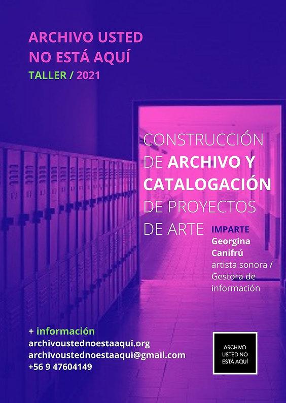 Copia de Copia de catalogación de proye