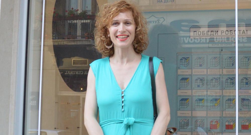 matematičarka dr Vesna Todorčević, foto: privatna arhiva