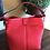 Thumbnail: Joy Susan Red convertible hand bag
