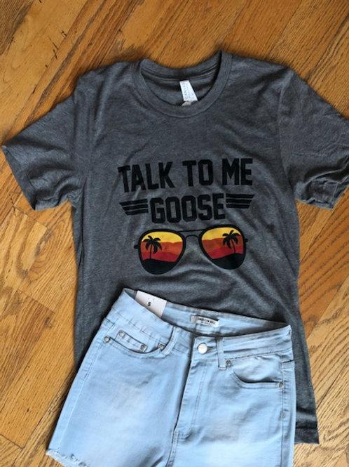 'Talk to me Goose' T-shirt