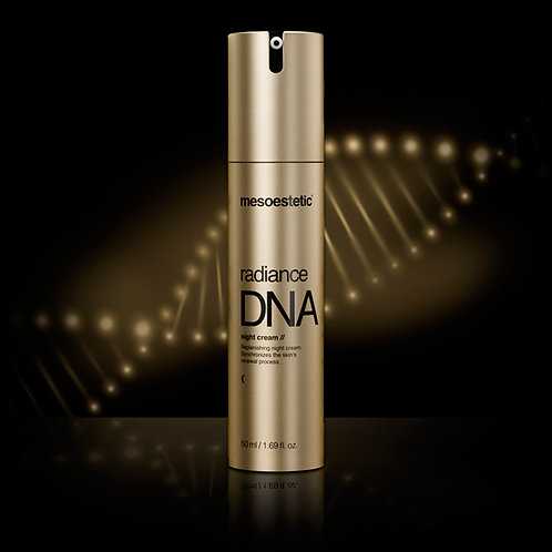 radiance DNA night cream 50ml
