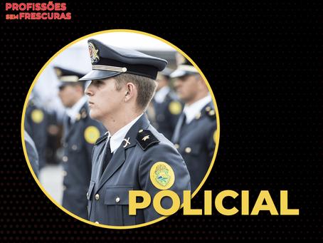 Saiba tudo sobre a carreira de Policial
