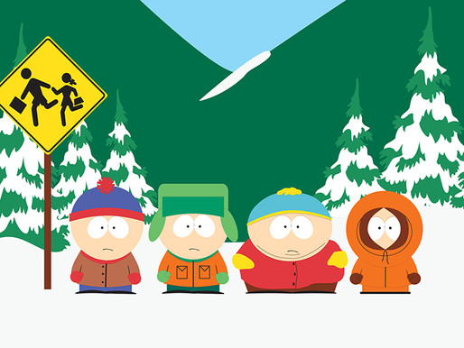 South Park Back for 6 Seasons and 14(!) Movies for a Record Setting $900M