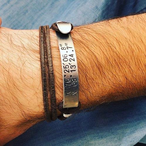 Bracelet Memory GPS