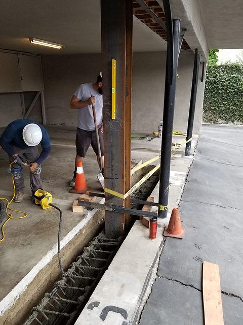 Grade beam concrete vibrator.jpg