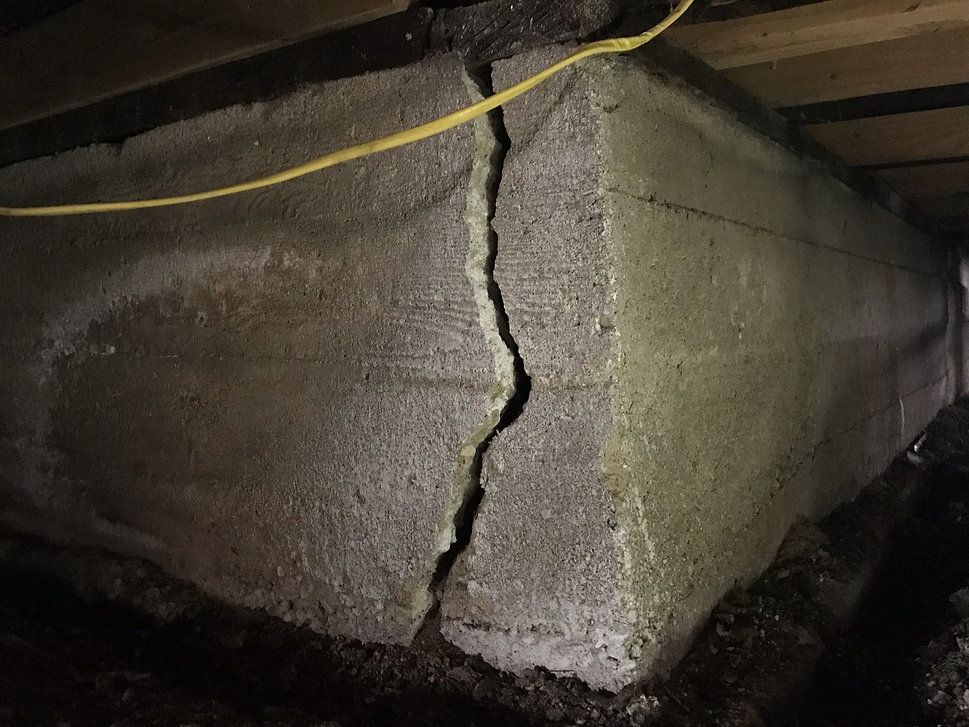 Foundation Crack_L.A. Structural