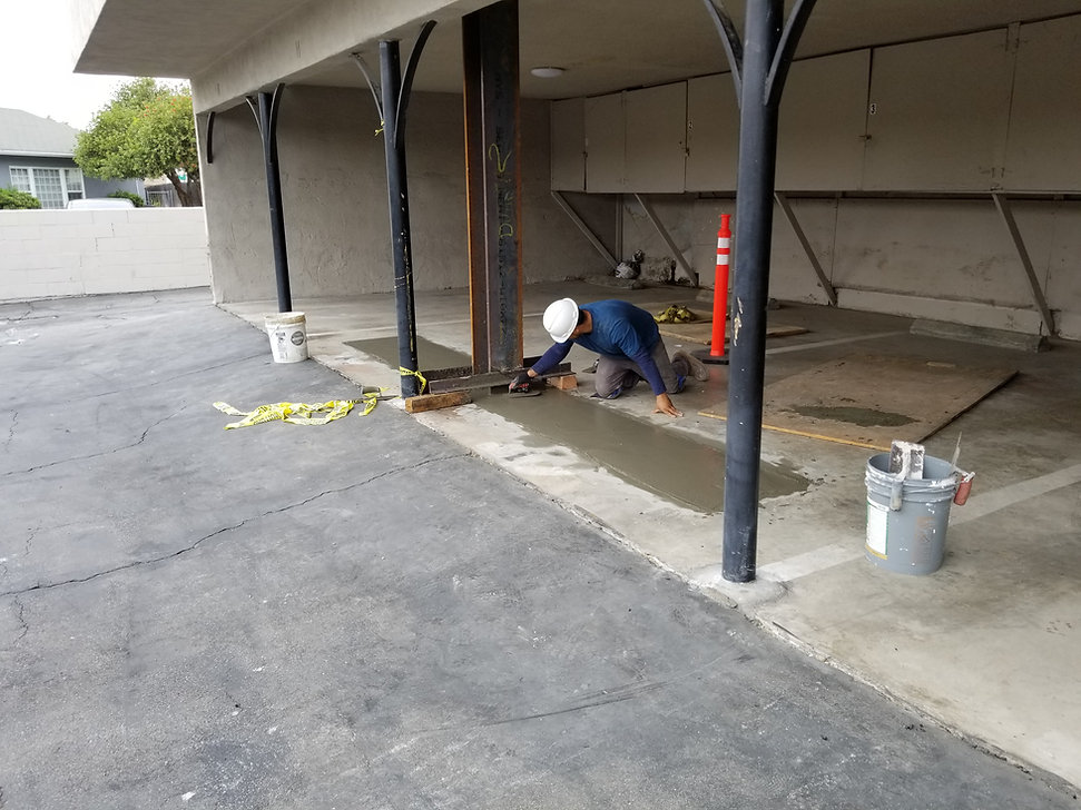Grade beam concrete finishing.jpg
