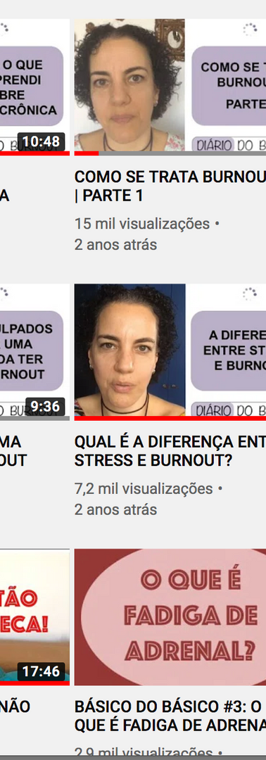 Canal Diário do Burnout