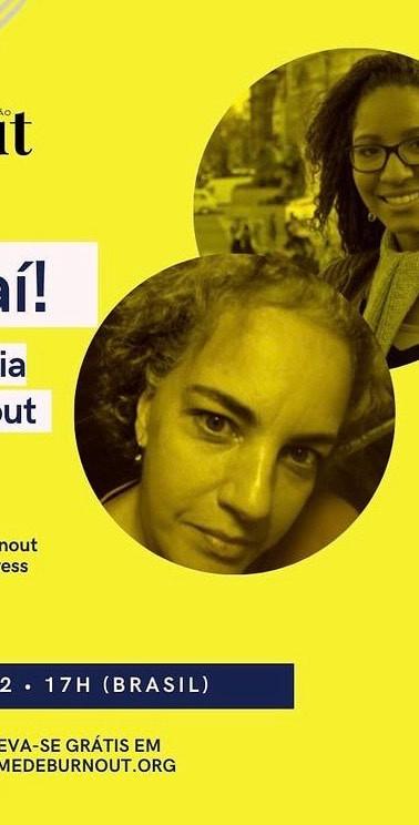 Painel: Semana Mundial de Conscientização da Burnout