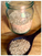 Super calcium enriched  sesame seeds!