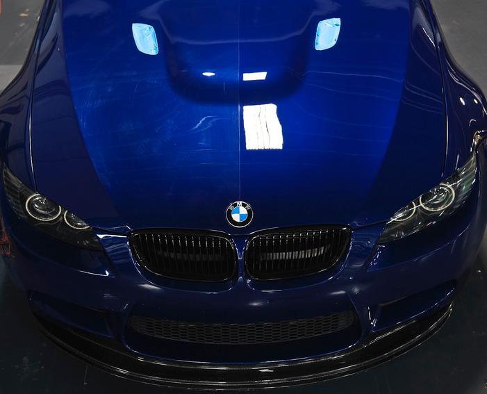 BMW Car Paint Restoration
