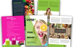 Core 9 Clean Eating e-book