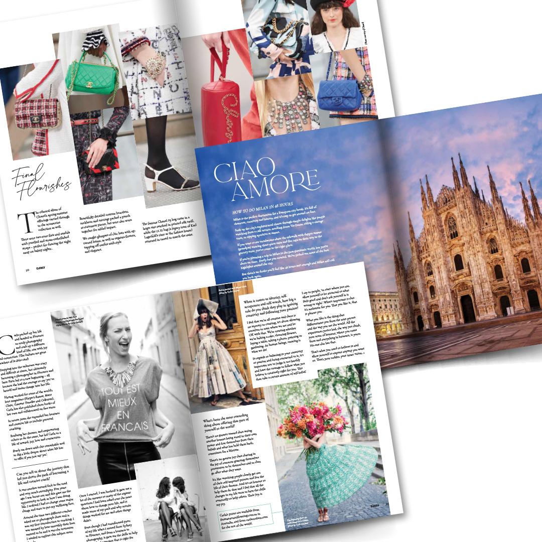 Everly Magazine