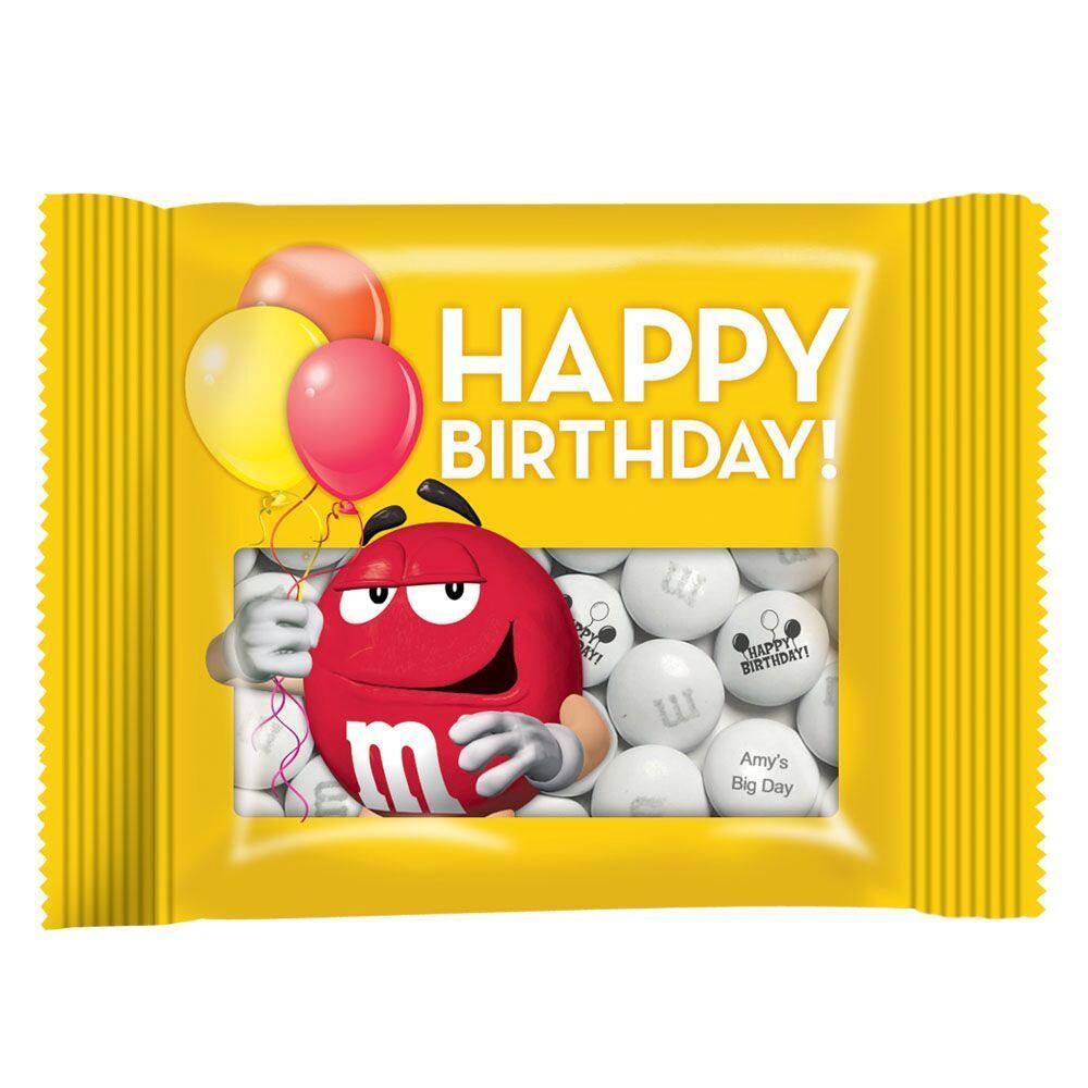 印相M&M巧克力 20包小包裝