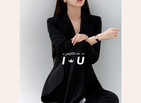 韓國J.estina 李知恩 IU首飾代購(香港)