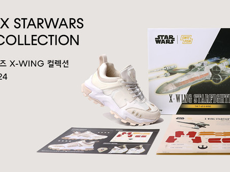 New Product Exhibition | Sweetfish X Star Wars X-WING Collection