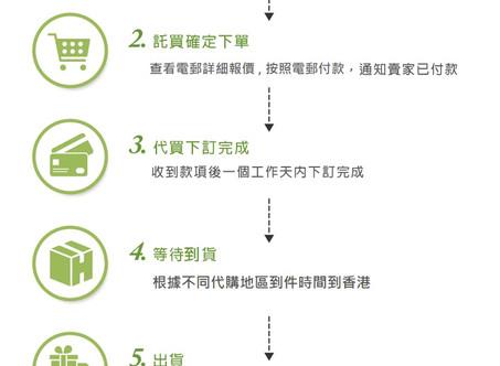 韓國slowand.com代購(香港)