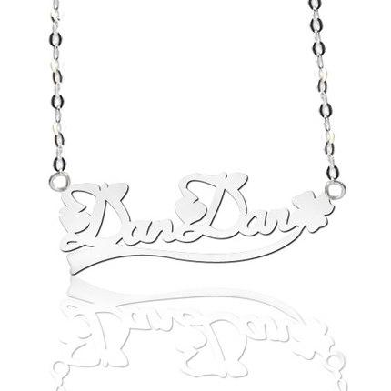 DIY印字頸鏈