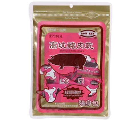 (8540)高坑牛肉乾,高坑牛肉角(香港專區) $69 /1包 , $345 / 5包(5袋包順豐)