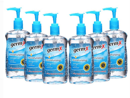 美國Germ-X  Hand Sanitizer, 10 Oz/295ml 酒精搓手液