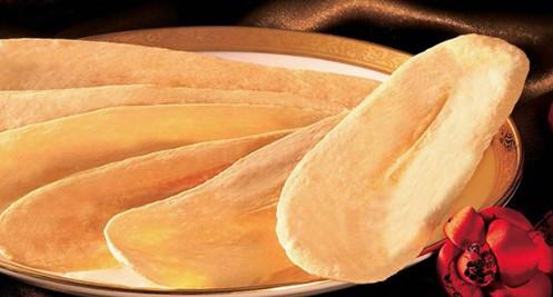 超薄牛舌餅