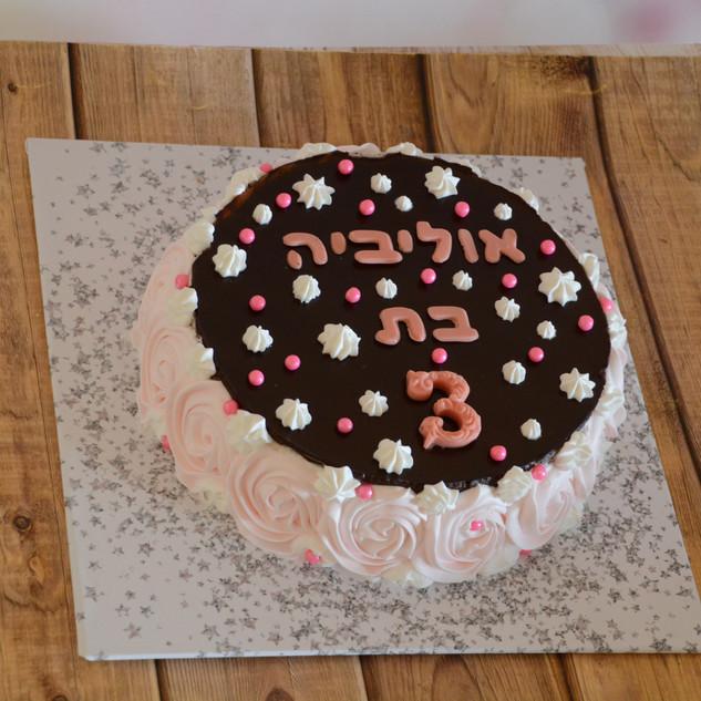 עוגת רפאלו אוליביה