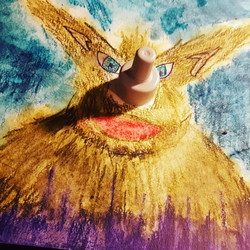 Gremlin close-up