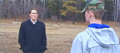 Eric and Sean