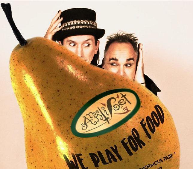 The Antipoet - We Play For Food