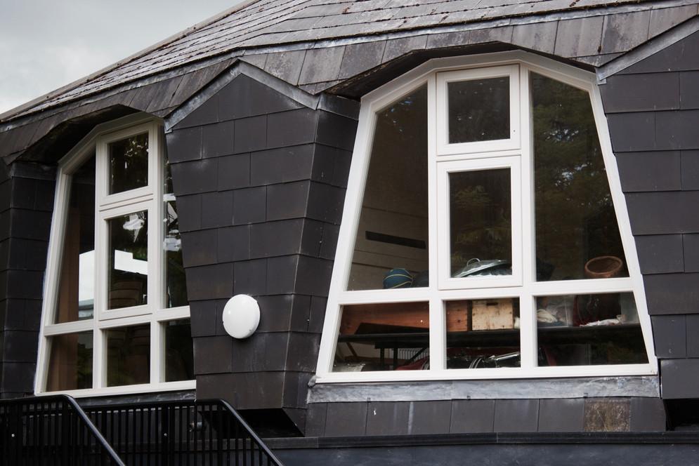 Bespoke  Windows in RAL 9010