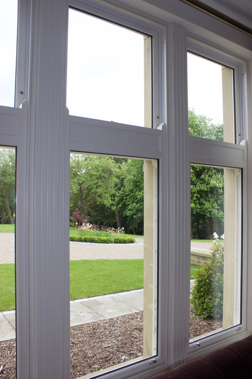 Internal Viewed Sliding Sash Window