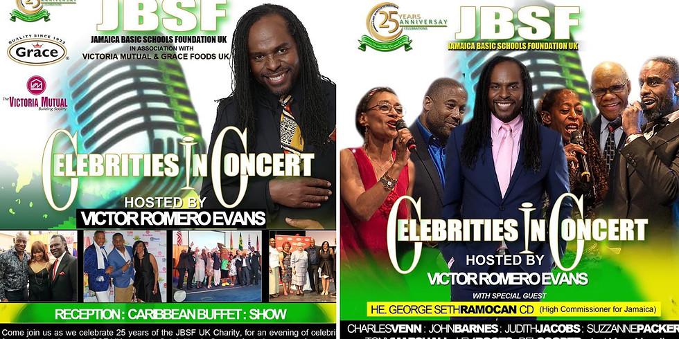 Celebrities In Concert