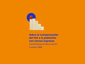 Compensación del IVA para la población con menos ingresos