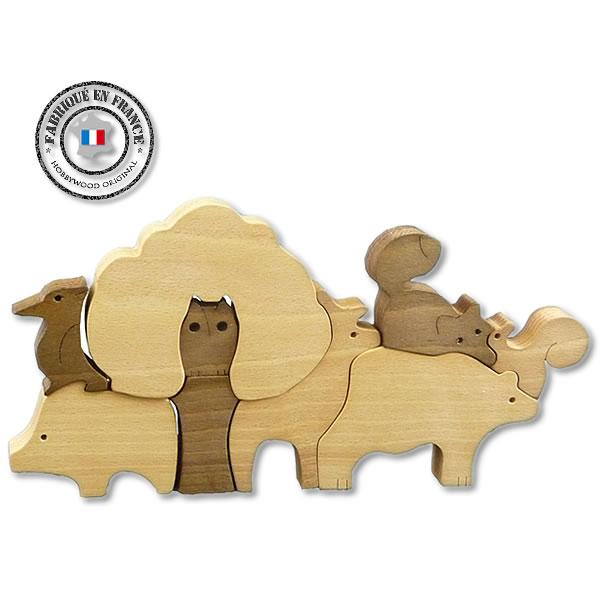 puzzle-animaux-la-forêt-en-bois-massif-a