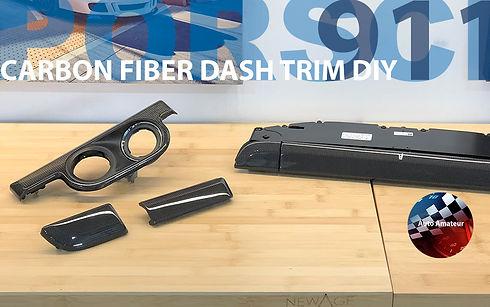 Video Thumbnail - 991 Carbon Fiber Dash