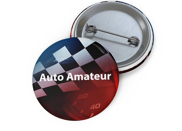 'Auto Amateur' Pin Buttons