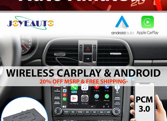 Porsche PCM3.0 Apple CarPlay & Android Auto (Wireless)