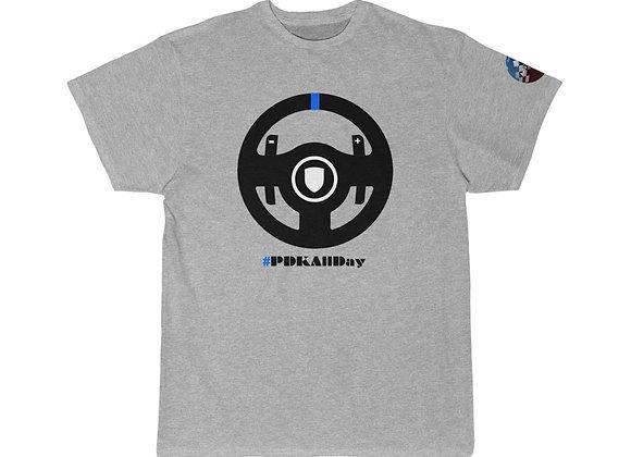 'PDK All Day (Blue Notch)' T-Shirt