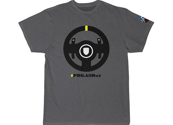 'PDK All Day (Yellow Notch)' T-Shirt